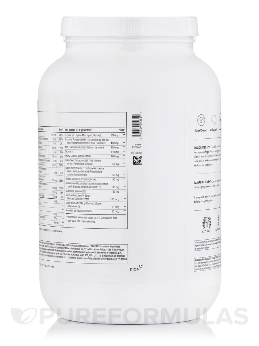 Mediclear-SGS™ Chocolate Flavor - 37 9 oz (1074 Grams)