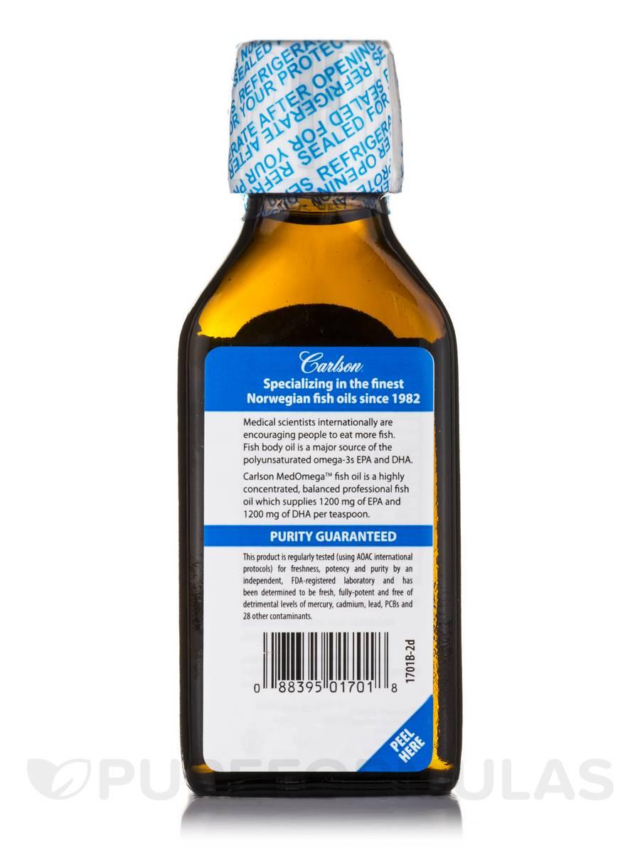 Norwegian medomega fish oil 2800 3 3 fl oz 100 ml for Norwegian fish oil