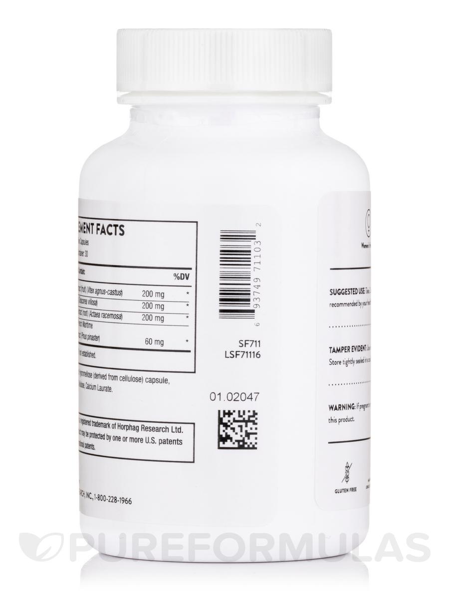 Ingredients in meta health bars - Meta Balance 120 Vegetarian Capsules