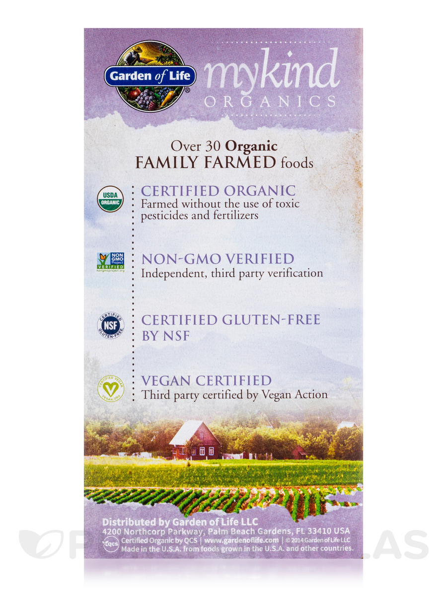 Mykind Organics Prenatal Once Daily 90 Vegan Tablets