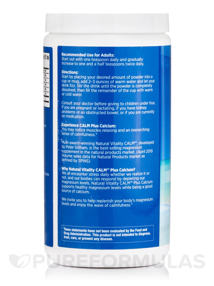 Natural Calm Plus Calcium Reviews