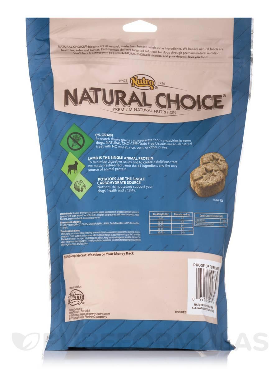 Nutro Natural Choice Lamb Review