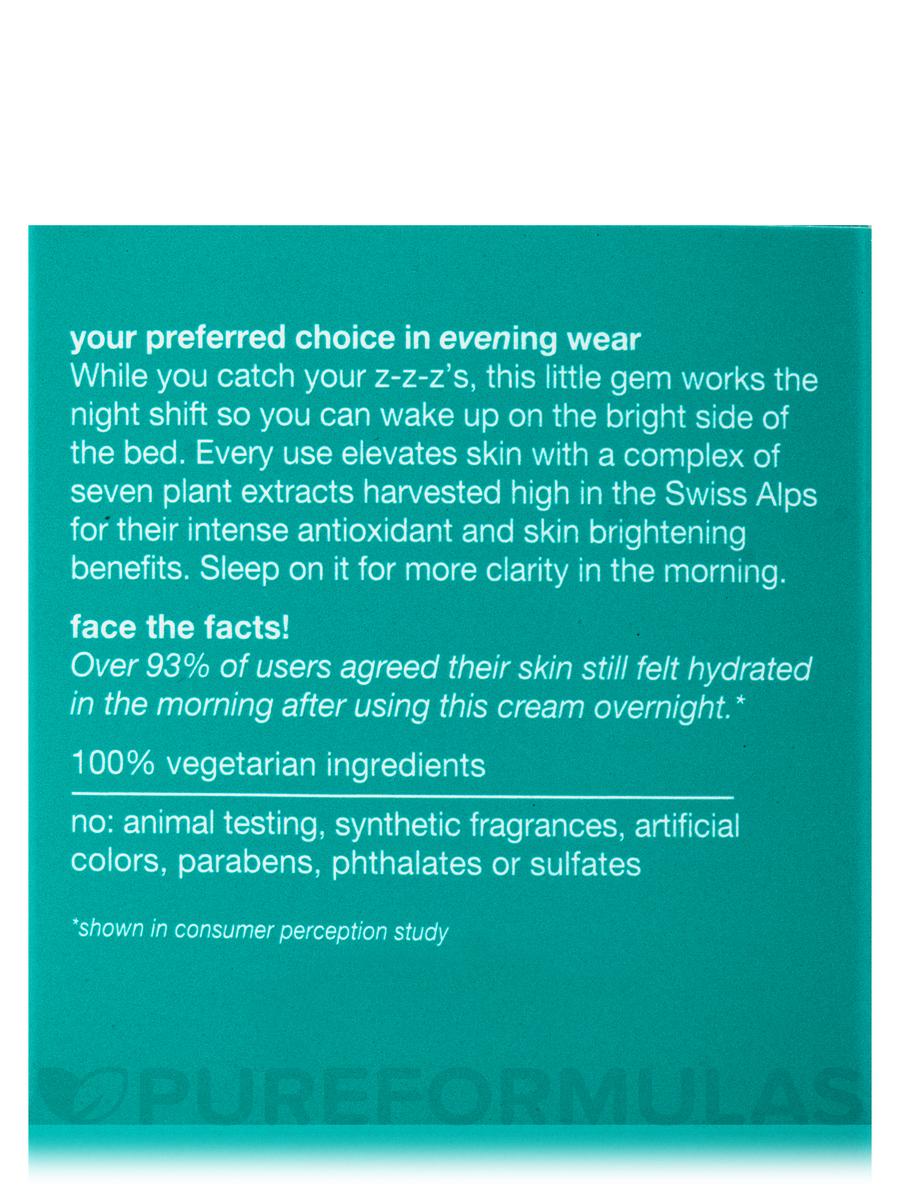 Alba botanica even advanced night cream reviews