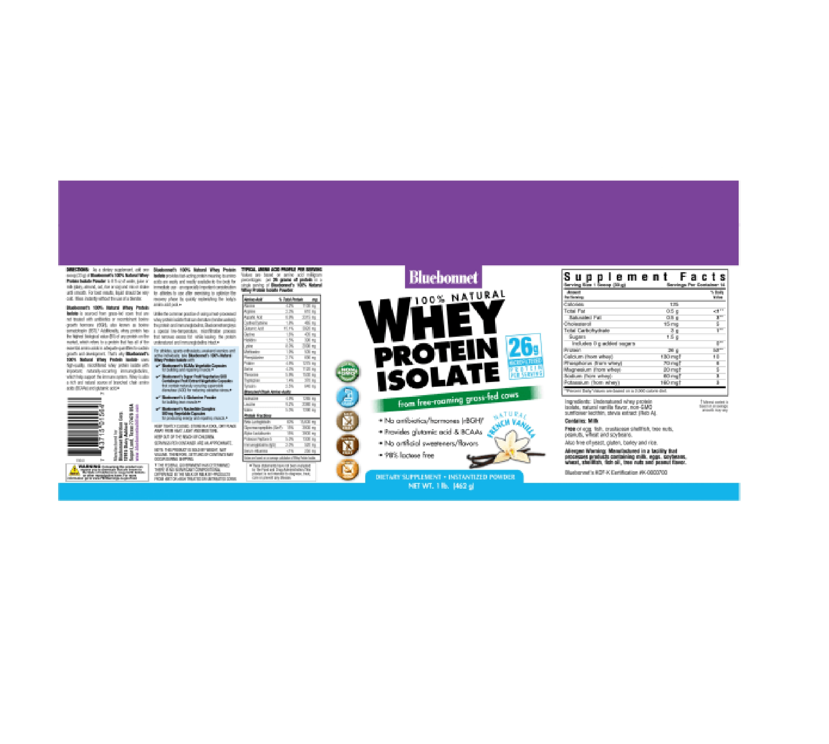 Pure Protein Natural Whey Protein Review