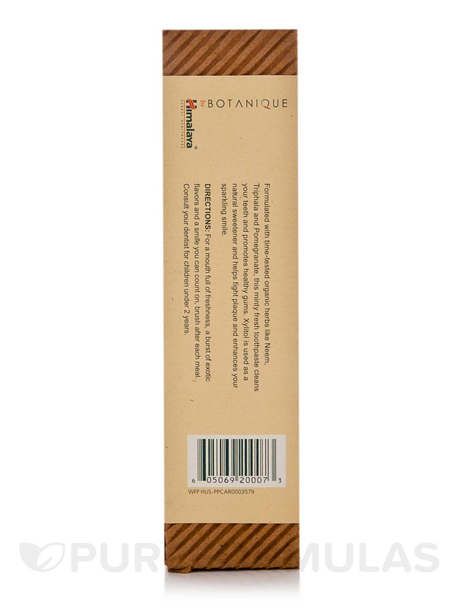himalaya herbal toothpaste Buy himalaya neem and pomegranate fluoride- free natural toothpaste, sls free, 529 oz/150 gm on amazoncom free shipping on qualified orders.