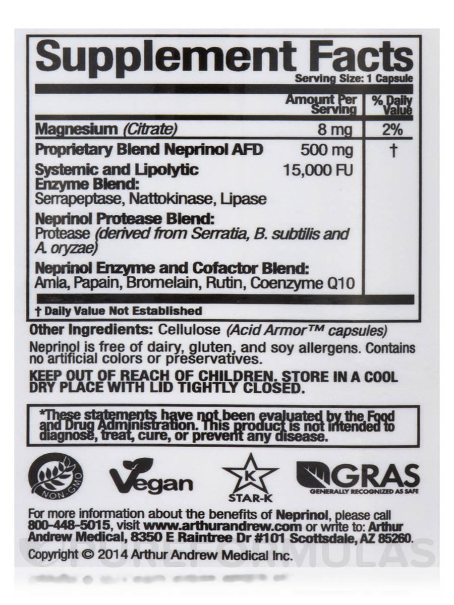 Neprinol 500 mg - 150 Capsules