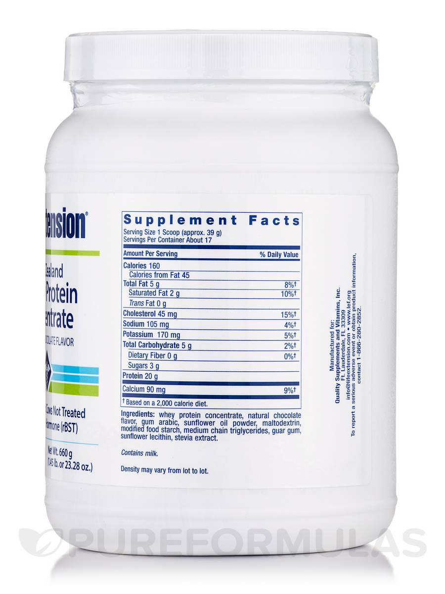 Whey protein concentrate nz
