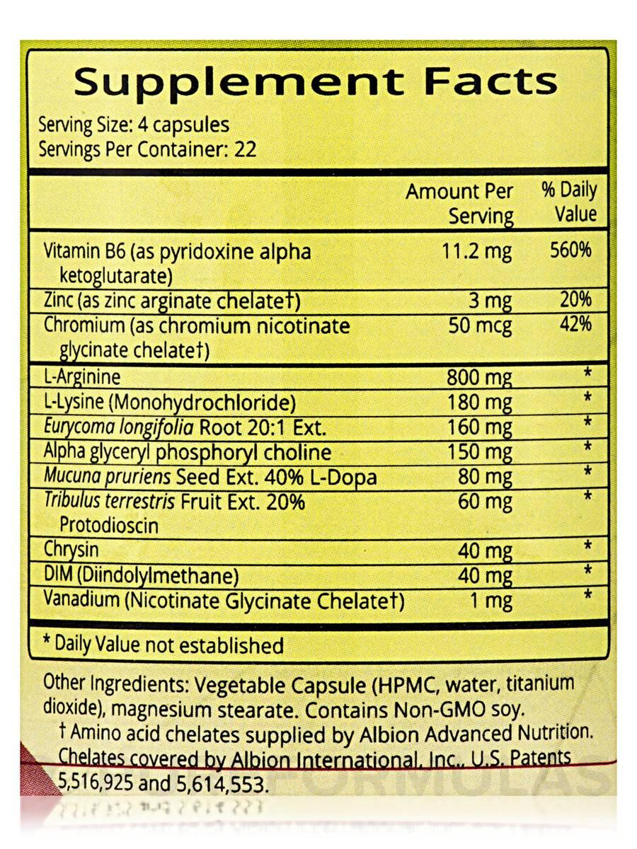 gain ingredients