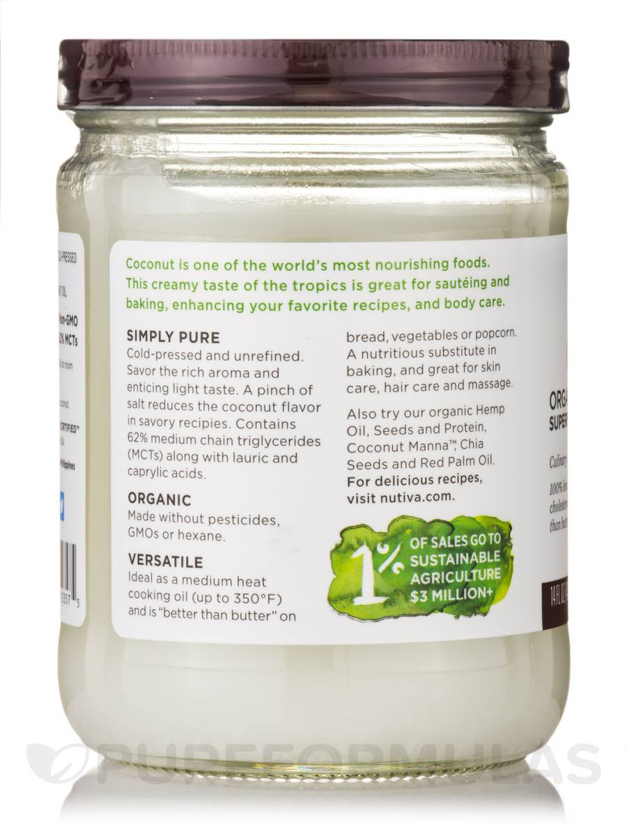 buy coconut oil nutiva organic extra virgin coconut oil. Black Bedroom Furniture Sets. Home Design Ideas