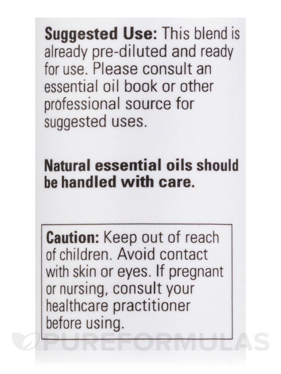 now essential oils oil of oregano blend 1 fl oz 30 ml
