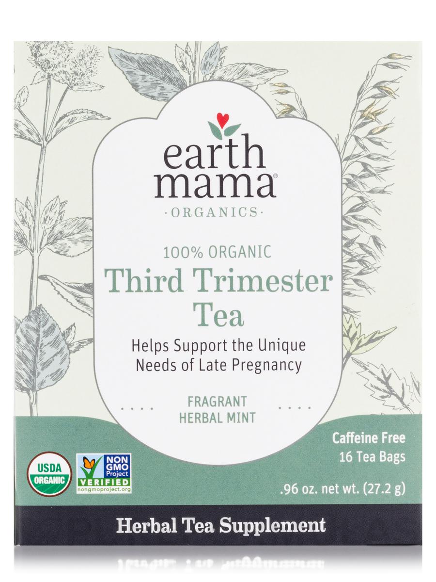 3rd trimester tea