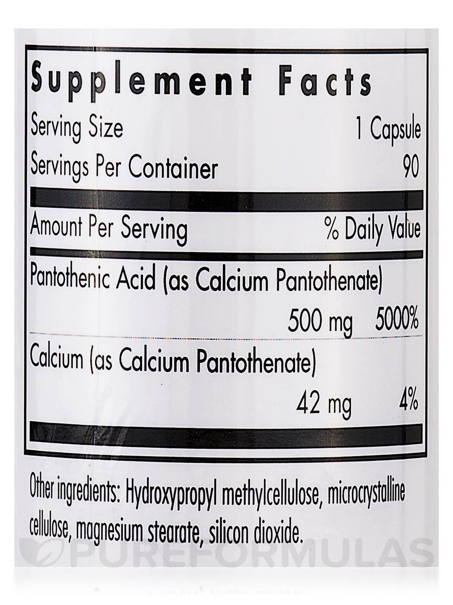 pantothenic acid research papers Vitamin b5 is commercially available as d-pantothenic acid, as well as   pantothenic acid has a long list of uses, although there isn't enough scientific  evidence to determine whether it is effective for most of these uses  how does it  work.