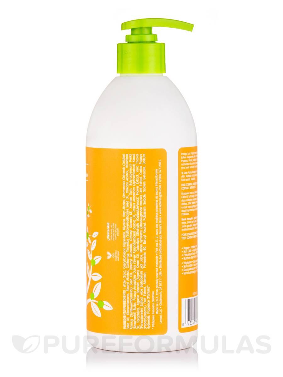 Papaya Moisturizing Herbal Lotion 18 Fl Oz 532 Ml