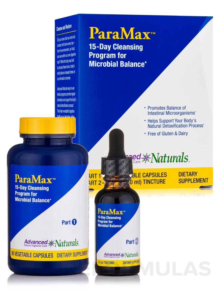 Paramax 2 Part Kit Paramex Tablet 1 Box