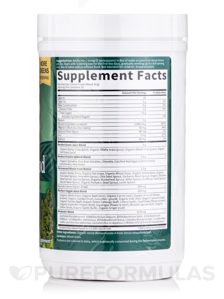 Food Super Green Formula 1058 oz 300 Grams