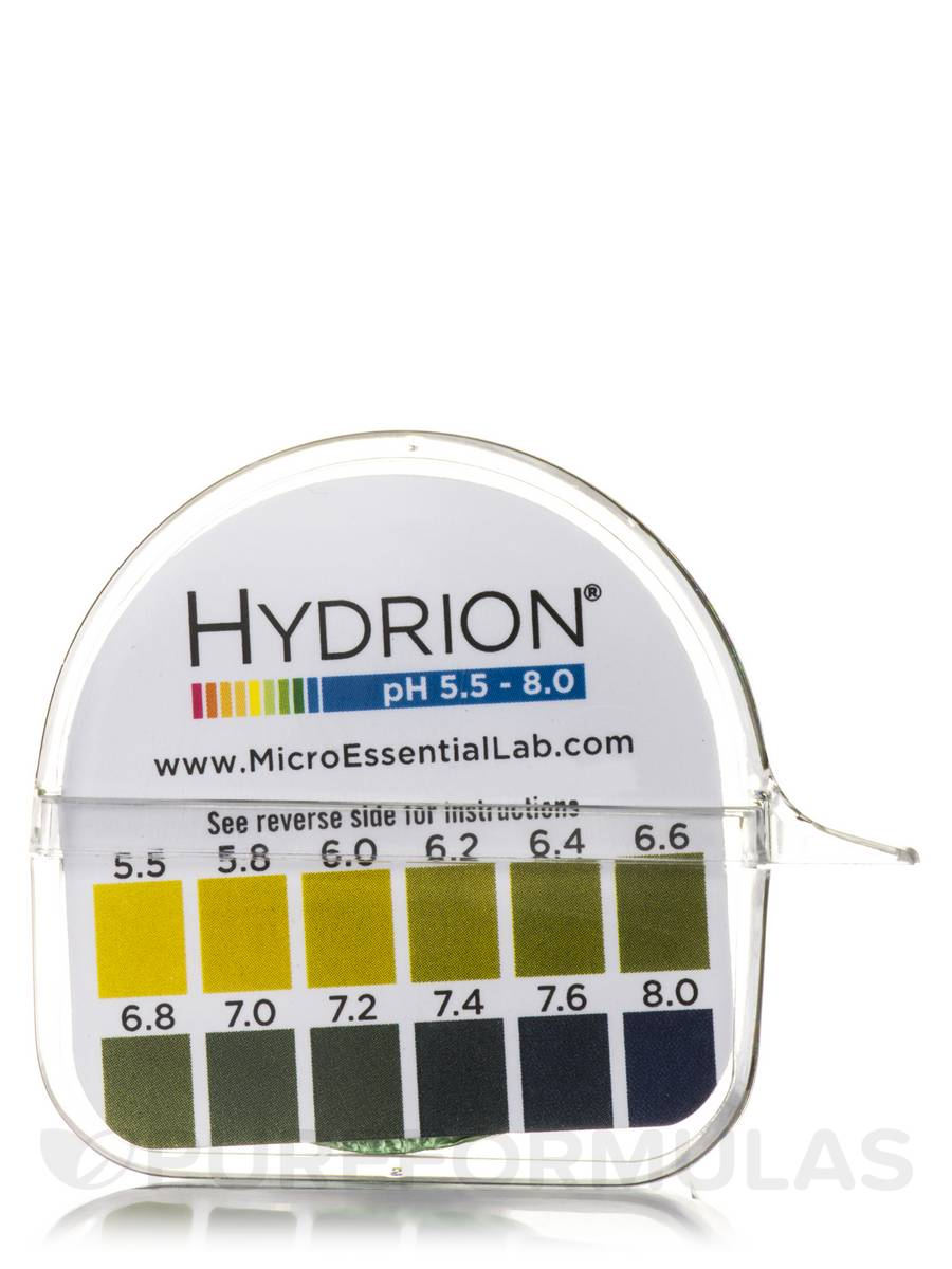hydrion papers Chemically treated paper strips to test for acid or base (alkaline) solutions use the blue for acids, the red for bases the more sophisticated hydrion ph test paper.