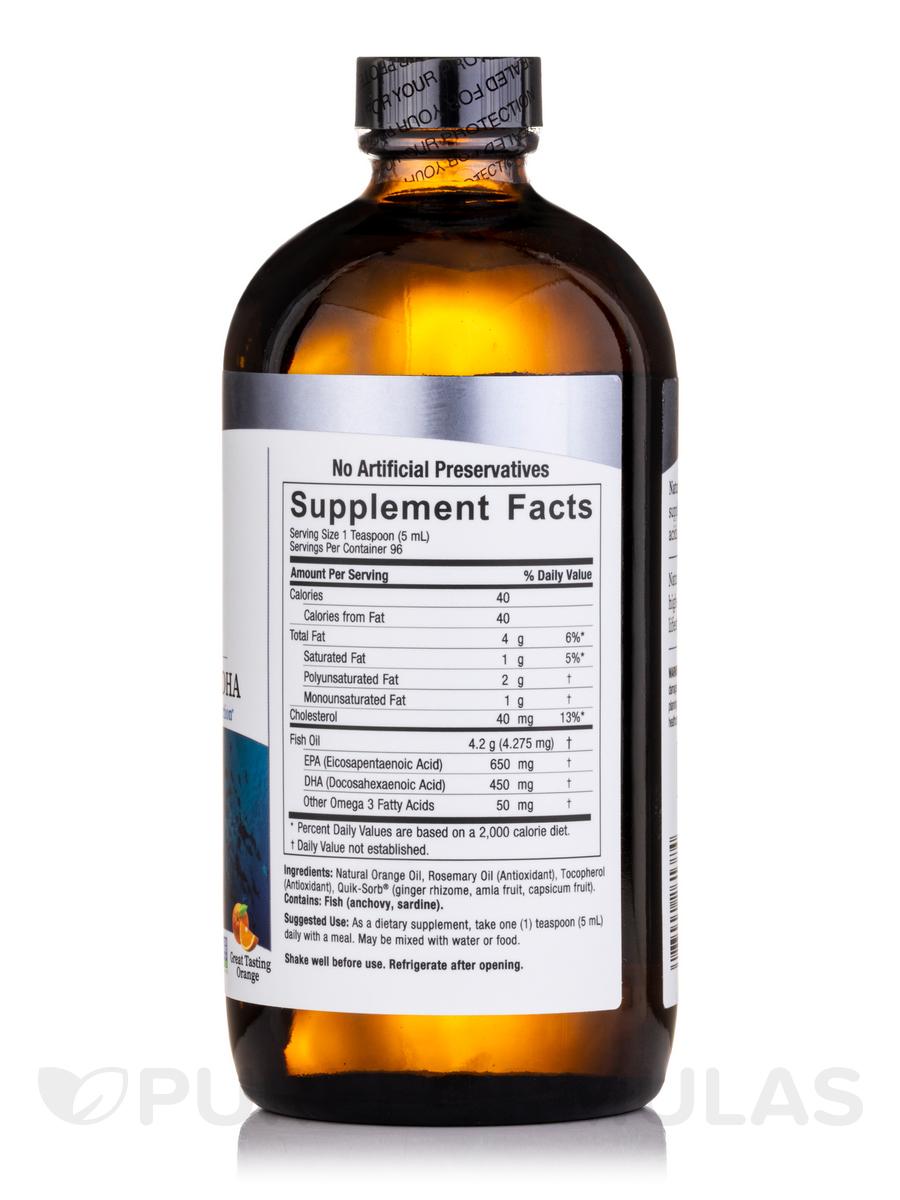 Platinum liquid omega 3 deep sea fish oil epa dha 16 fl for Omega 3 fish oil liquid