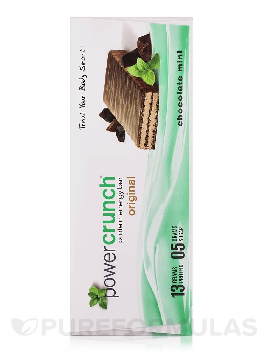 Power crunch mint chocolate