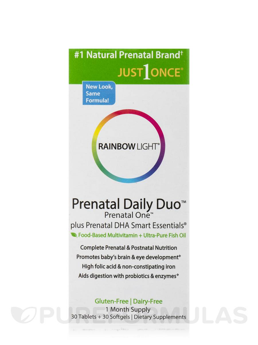 Prenatal Daily Duo Two 30 Count