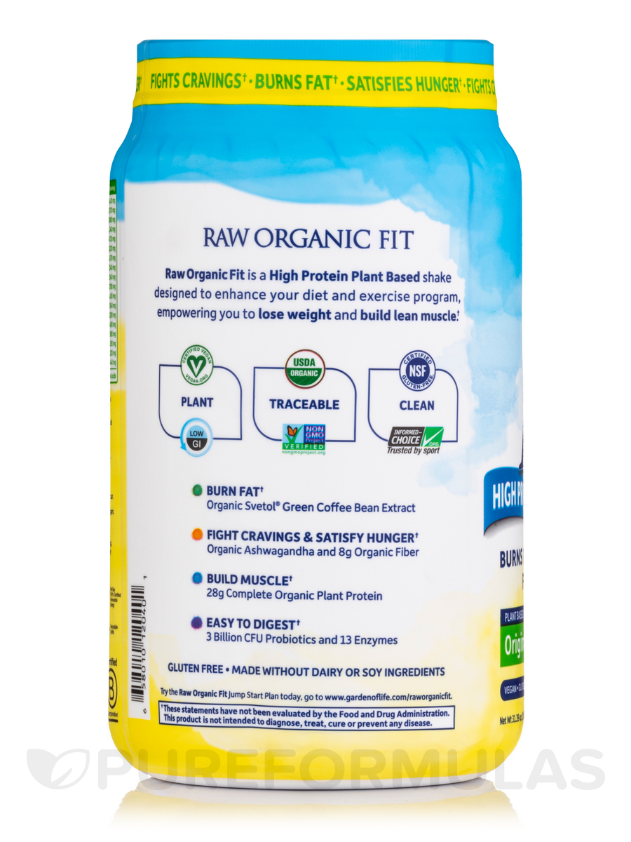 Garden Of Life Raw M High Protein For Weight Loss Garden Ftempo