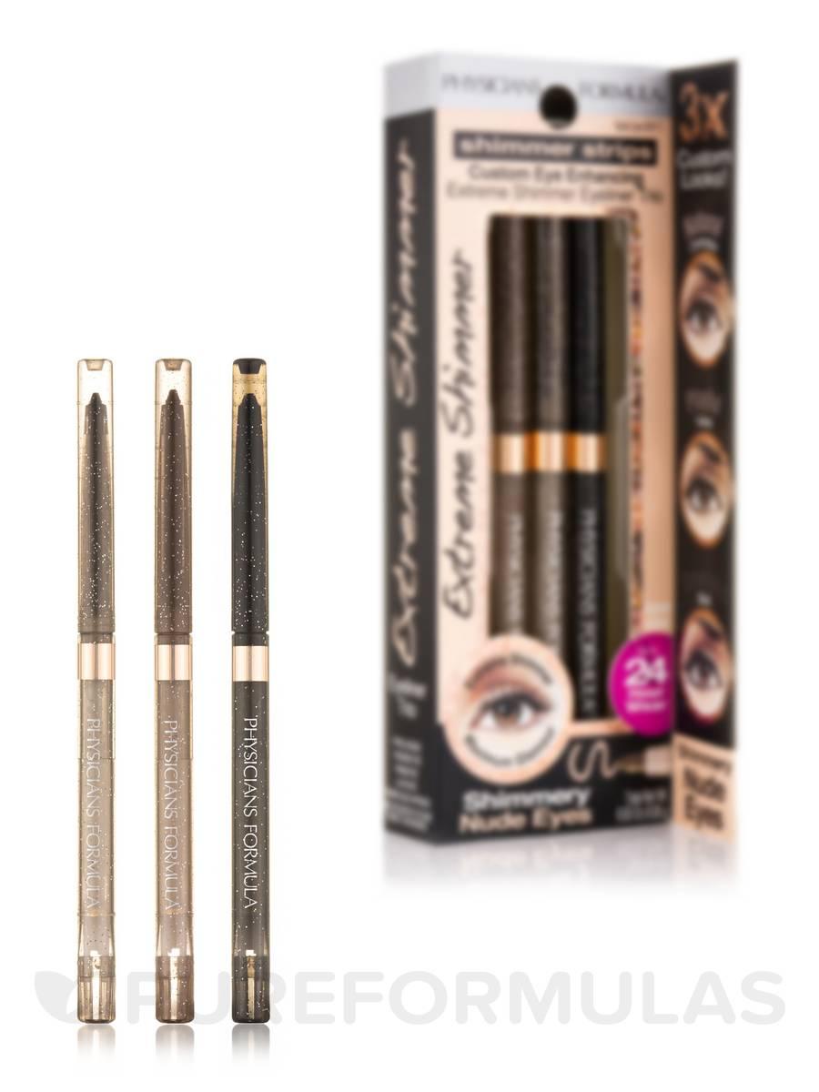 Shimmer Strips Custom Eye Enhancing Extreme Shimmer ...