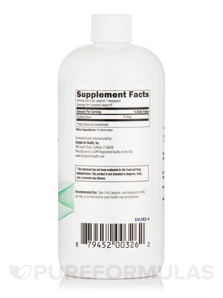 Silvercillin Liquid 16 Fl Oz 473 Ml