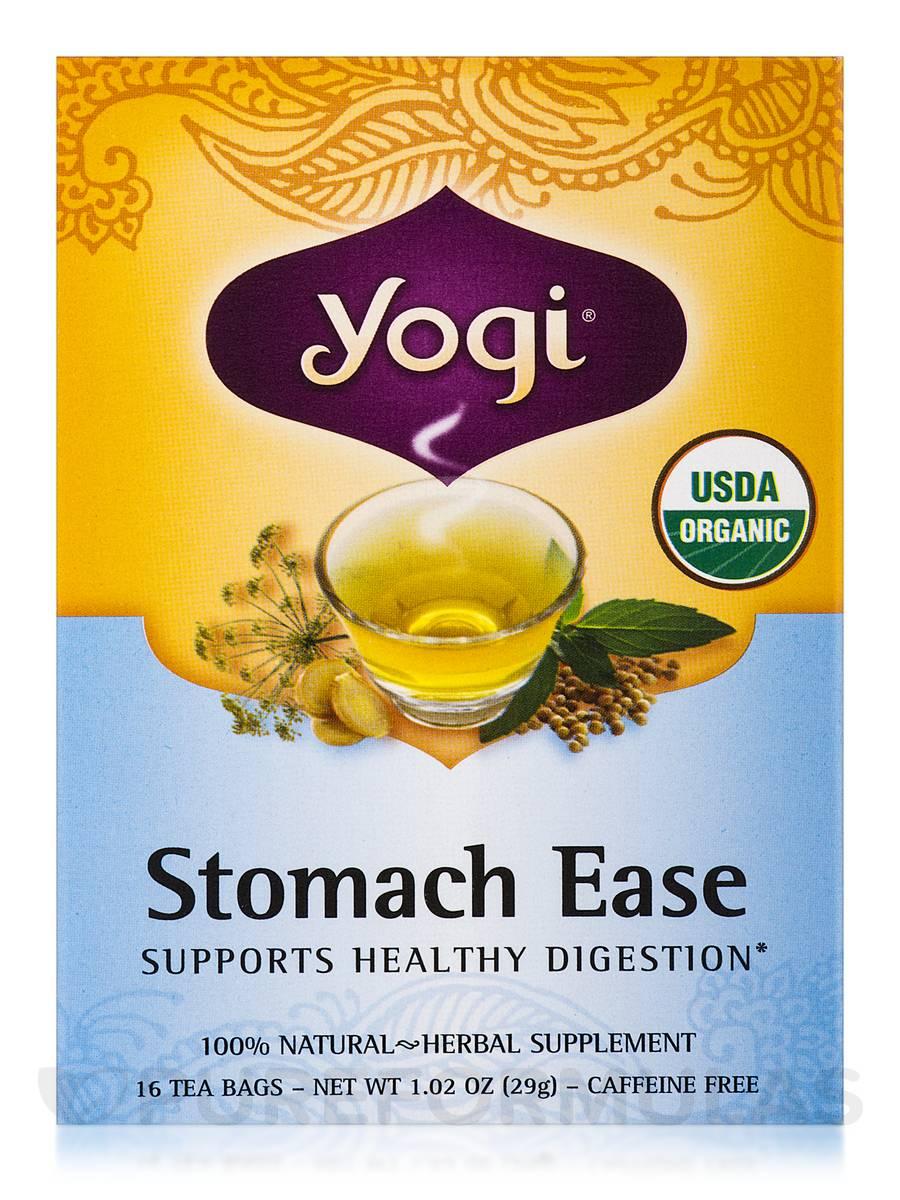 Stomach Ease Tea 16 Tea Bags