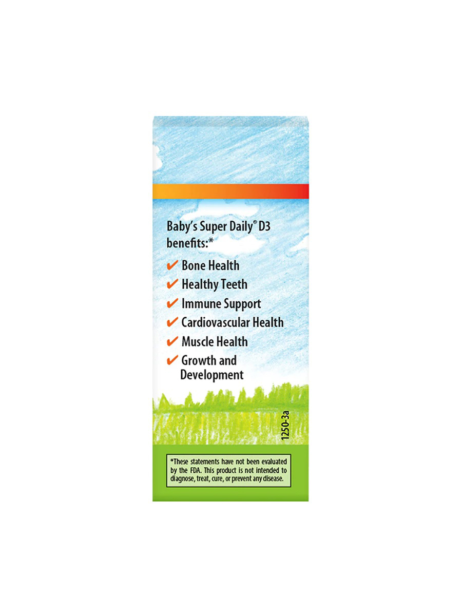 Carlson vitamin d drops for infants