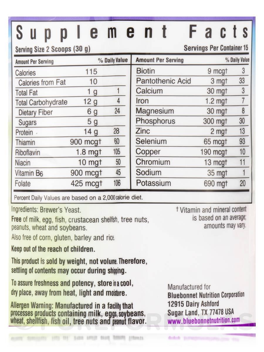 Super Earth® Brewer's Yeast Powder