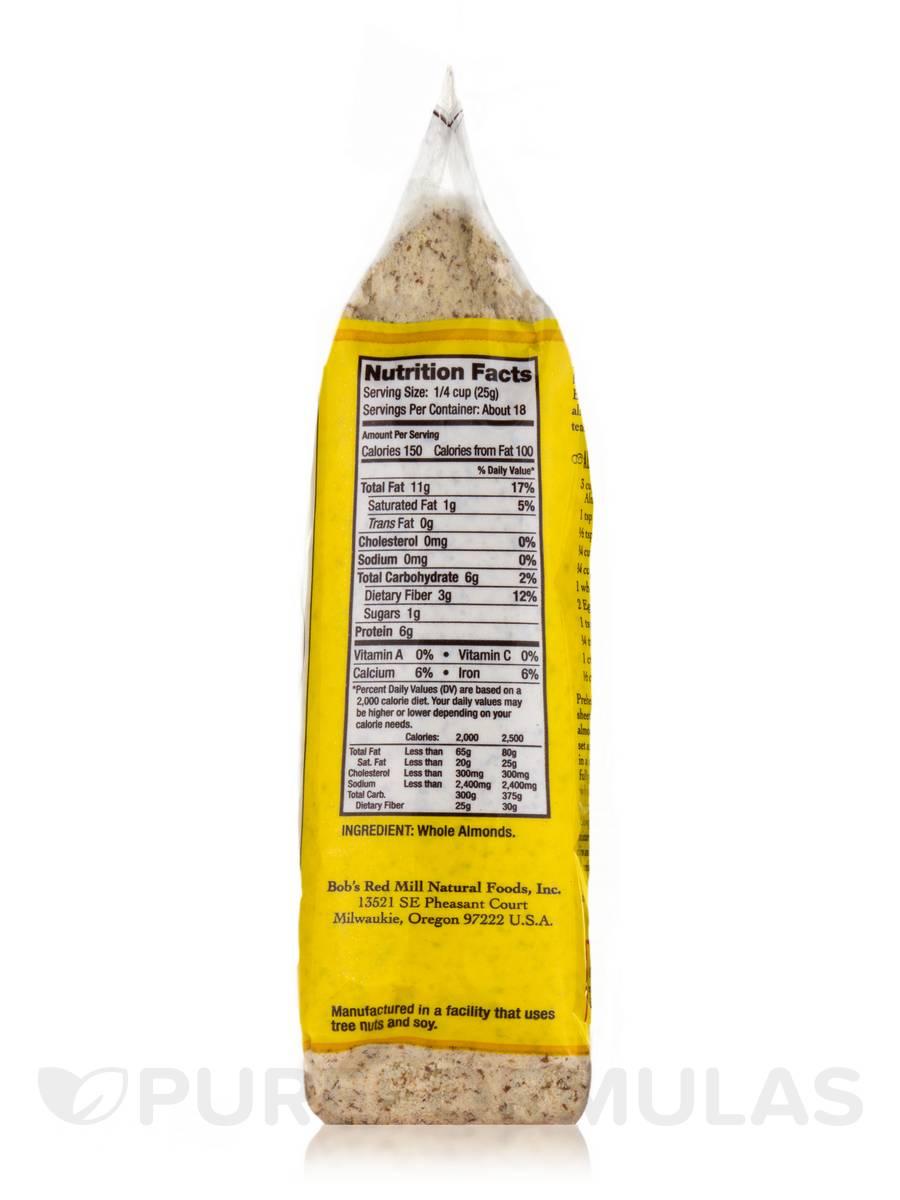 Super-Fine Natural Almond Flour - 16 oz (453 Grams)
