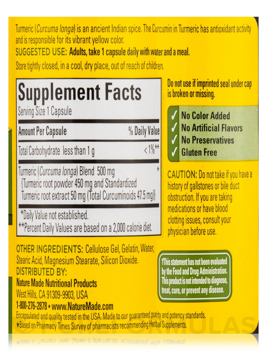 Nature S Truth Turmeric Review