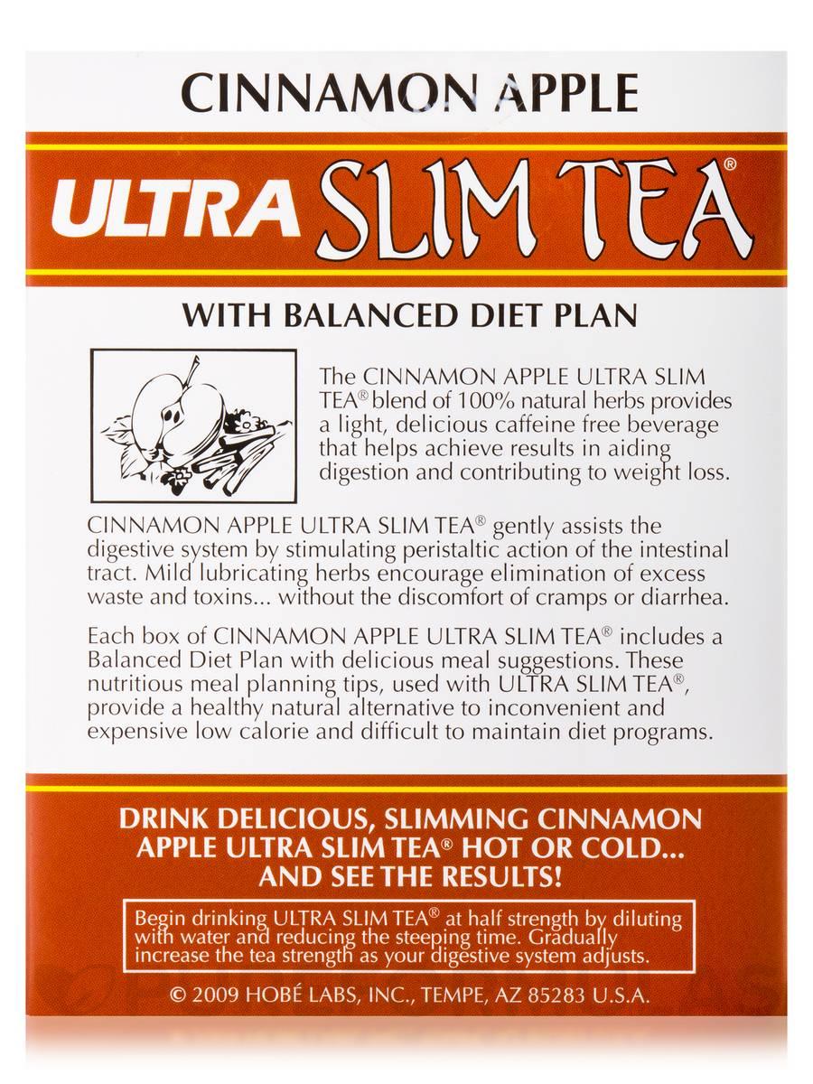 Ultra Slim Tea Cinnamon Apple
