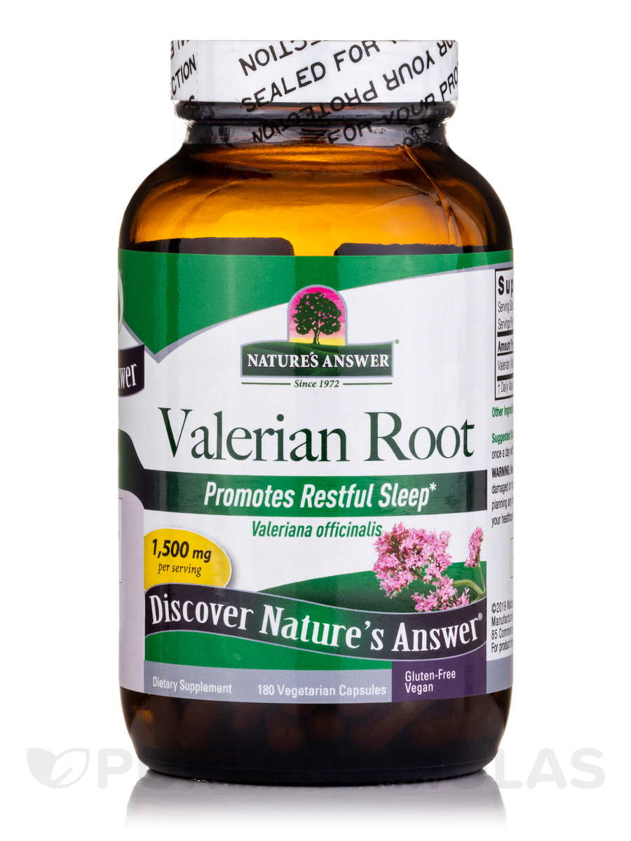 Harmful or useful valerian in pregnancy