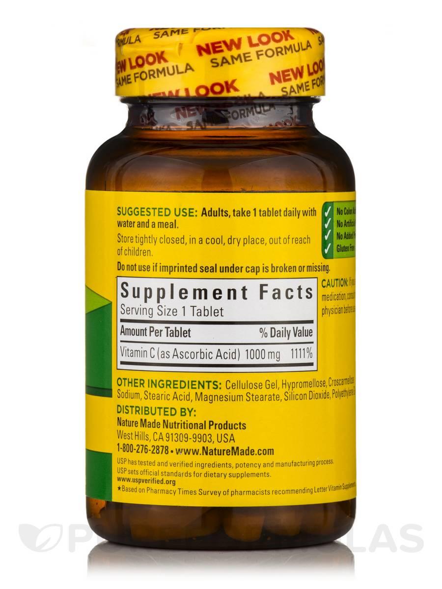 Vitamin Nature Made Review