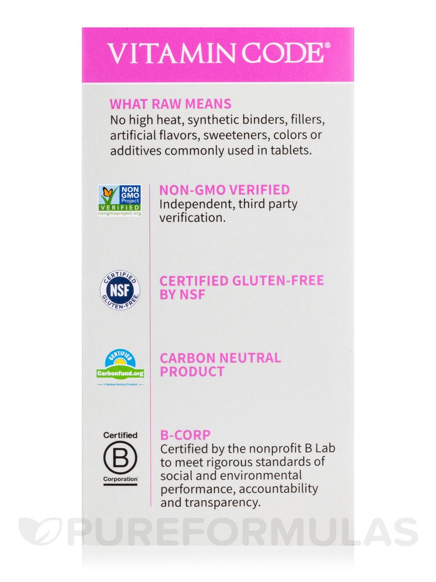 raw vitamin life women code garden gol of for capsules multi htm vegetarian one p