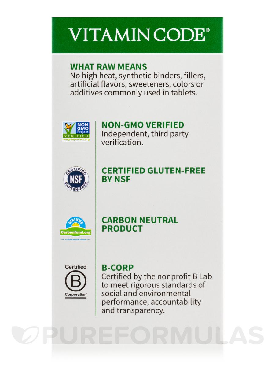 Vitamin code family whole food multivitamin 120 - Garden of life multivitamin review ...