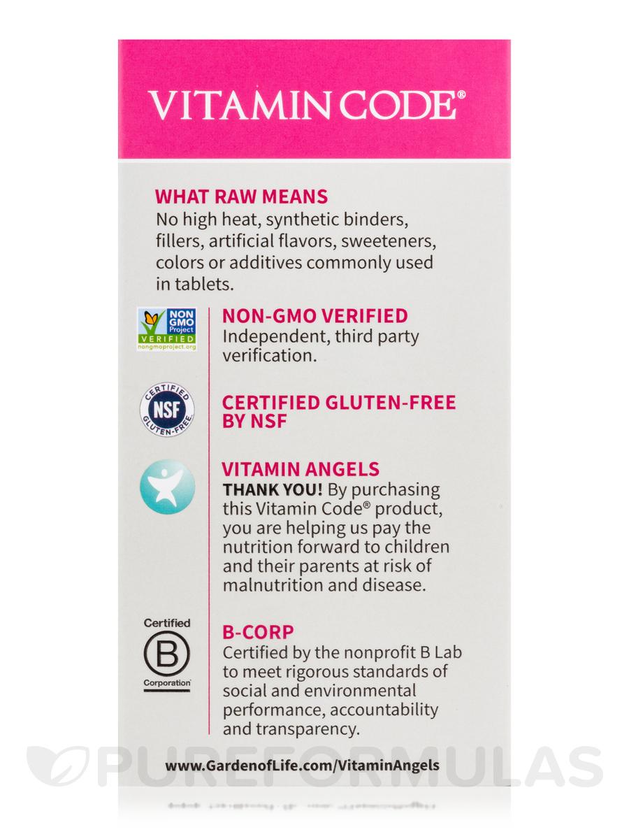 Code RAW One for Women 75 Vegetarian Capsules