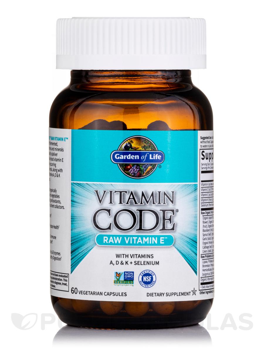 how to take vitamin e capsules