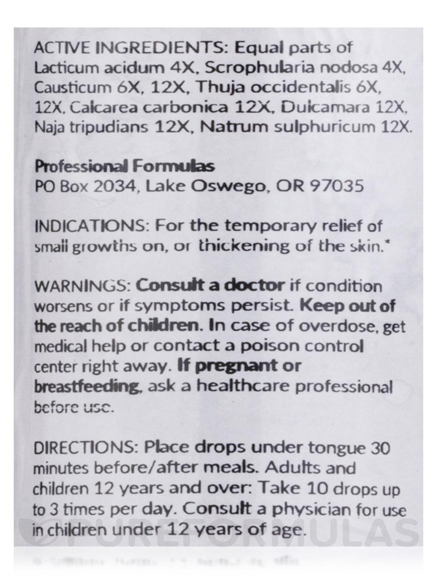 Wart Drops - 2 fl  oz (59 ml)