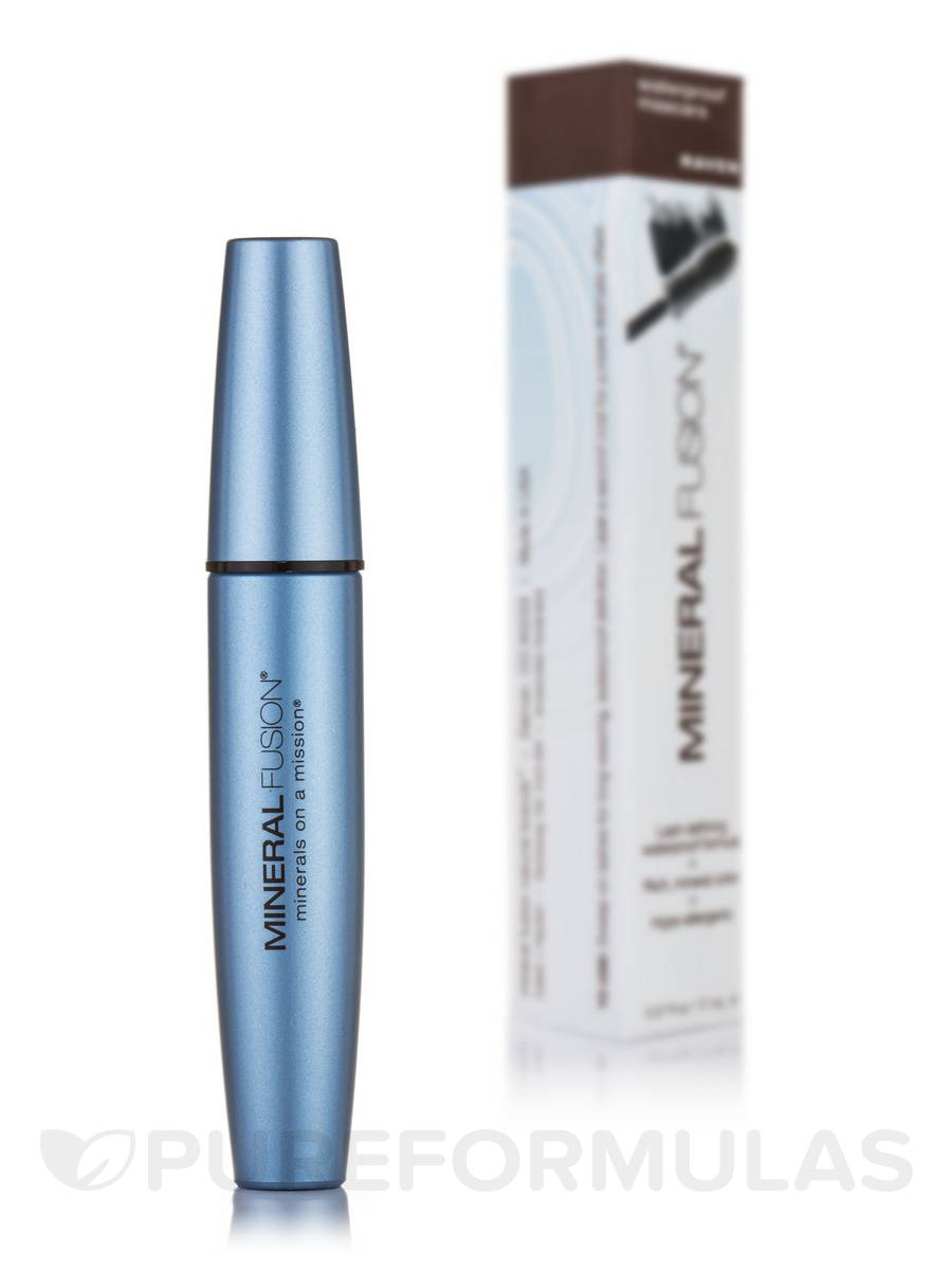 Waterproof Mineral Mascara by mineral fusion #22