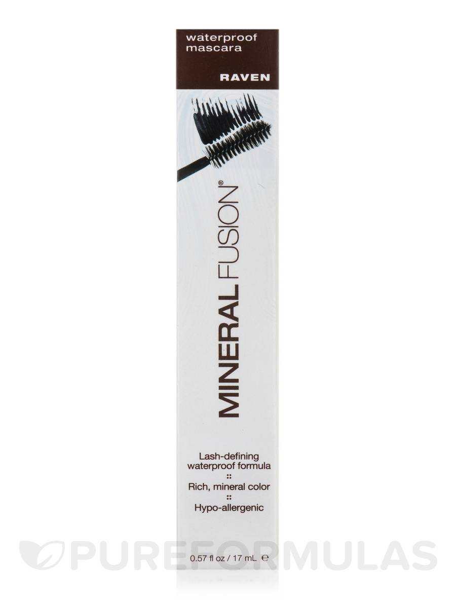 Waterproof Mineral Mascara by mineral fusion #21