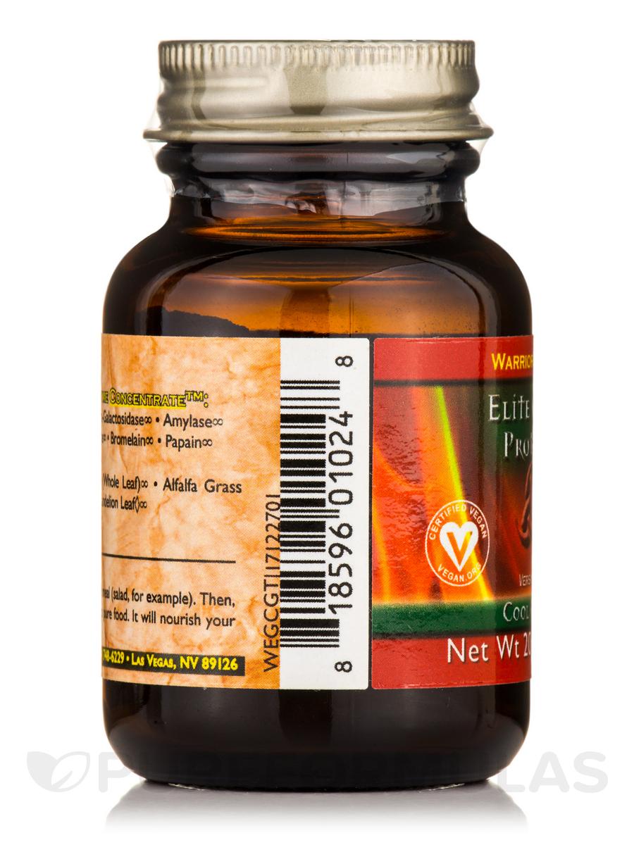 Warrior Force™ Elite Green Protein™ Cool Green Powder - 20 Grams