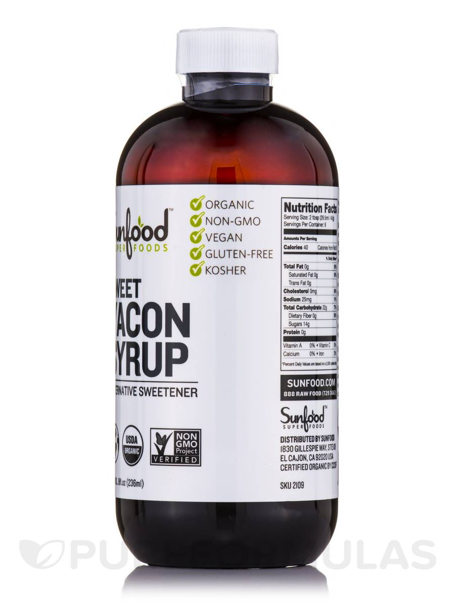 how to make yacon syrup at home