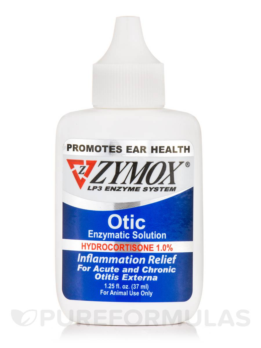 how to use zymox ear solution
