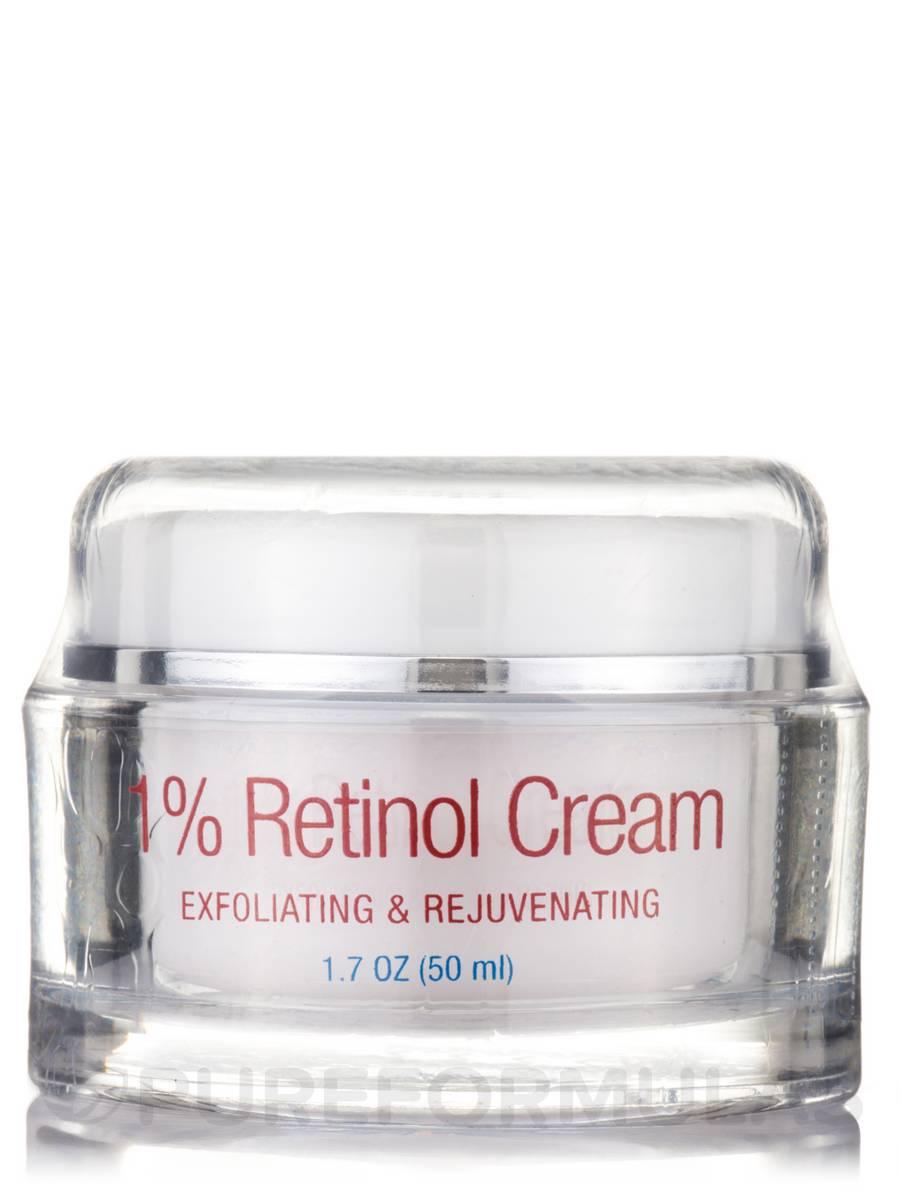 1% Retinol Cream - 1.7 oz (50 ml)