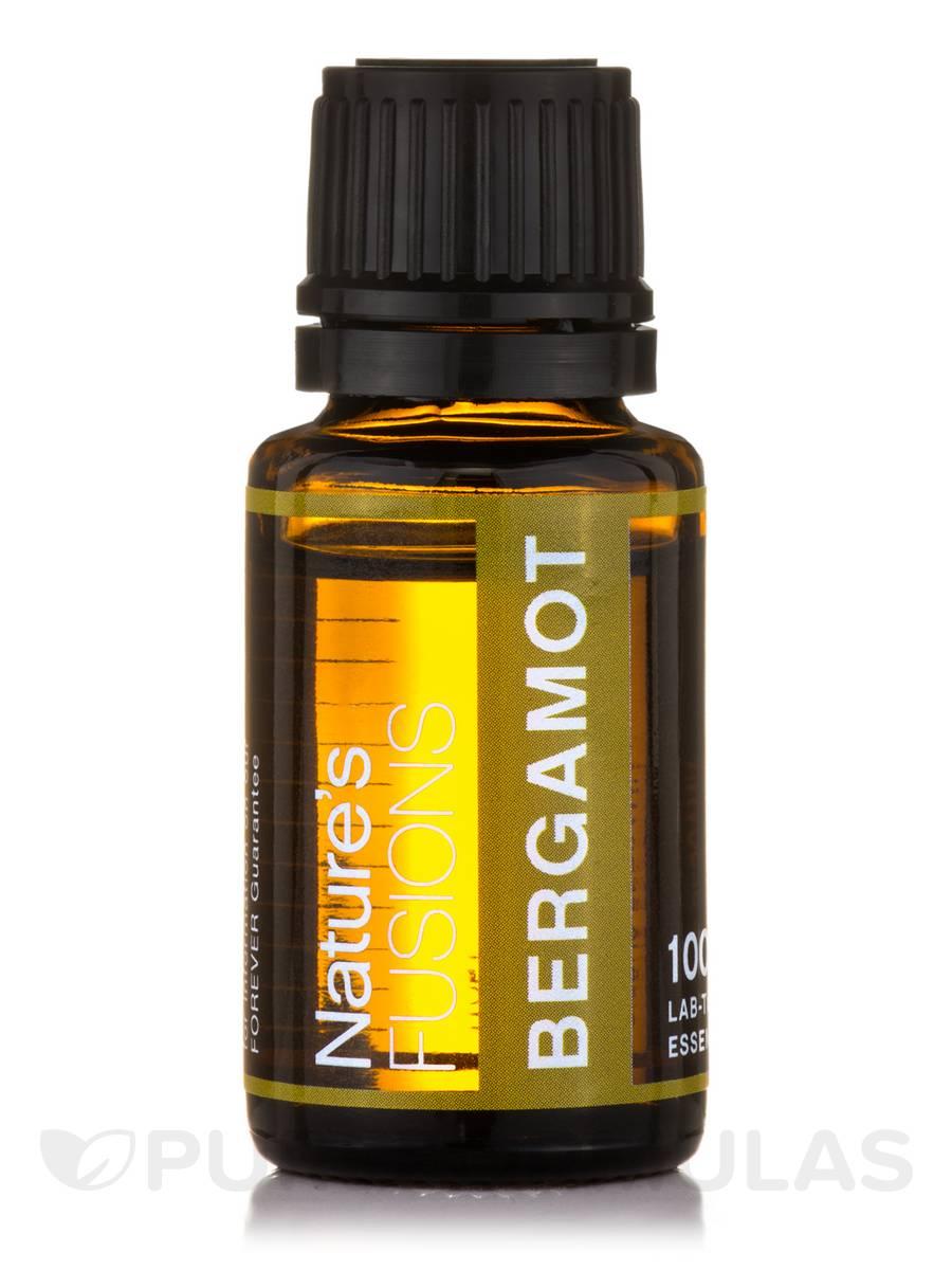 100% Pure Bergamot Essential Oil - 15 ml