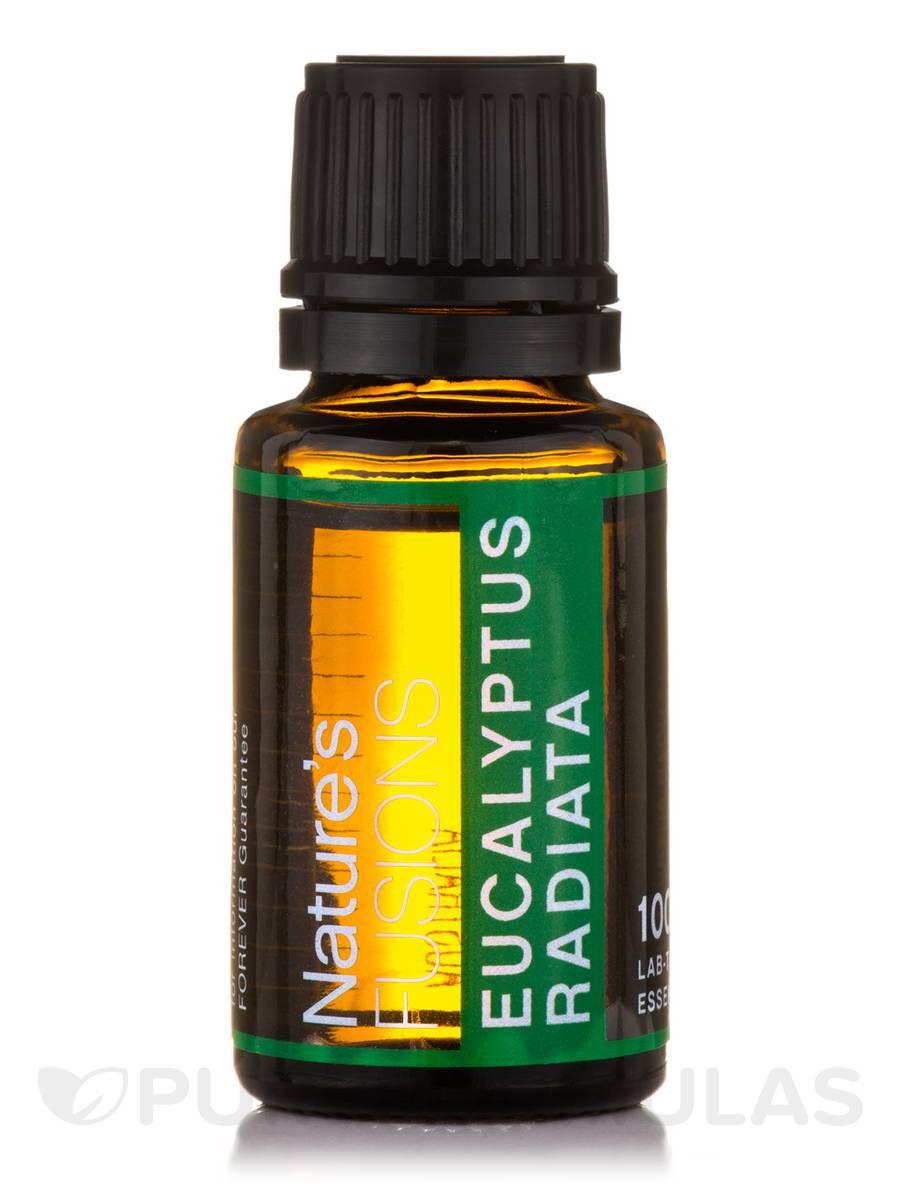 100% Pure Eucalyptus Radiata Essential Oil - 15 ml