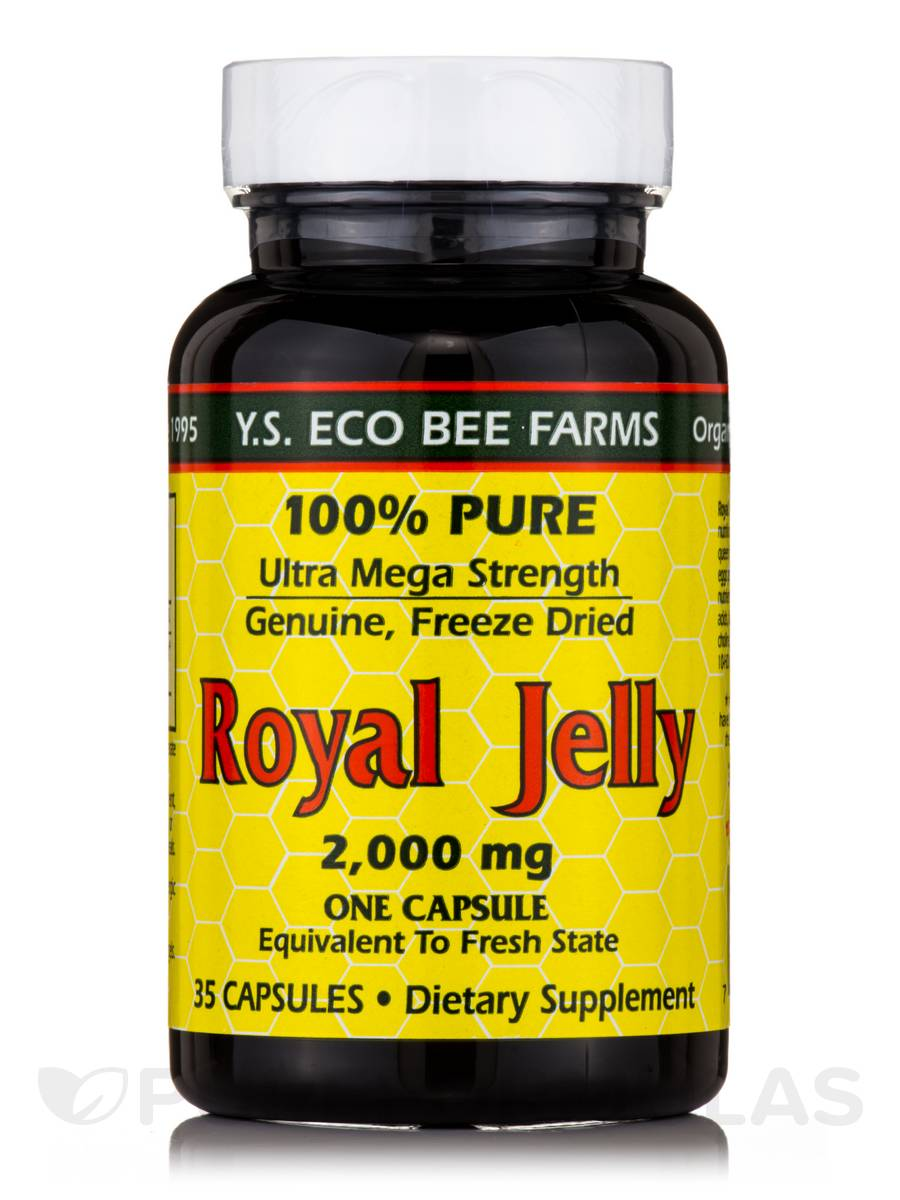 Royal jelly freeze dried