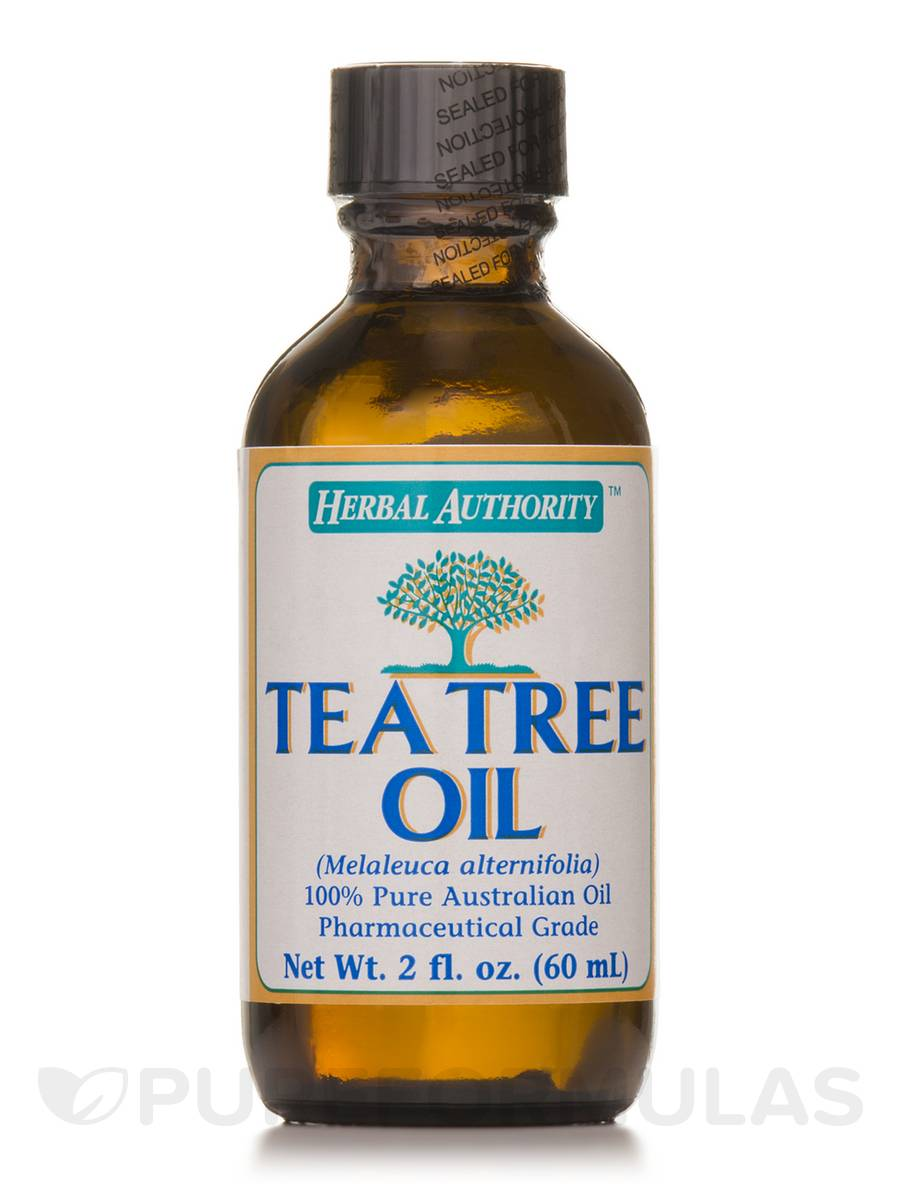 100% Pure Tea Tree Oil - 2 fl. oz (60 ml)