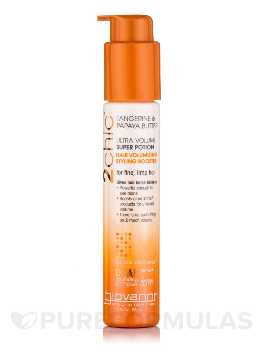 2chic Ultra Volume Super Potion with Tangerine & Papaya Butter - 1.8 fl. oz (53 ml)